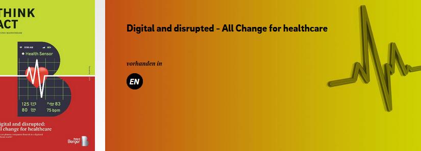 Digitaler Gesundheitsmarkt wächst gewaltig